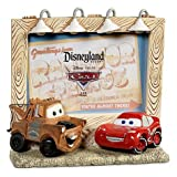 Disney Pixar Cars Frame - Lightning McQueen and Tow Mater