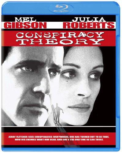 陰謀のセオリー [Blu-ray]