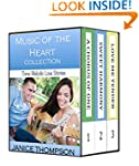 Music of the Heart Collection: Three...