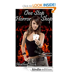 One Stop Horror Shop (Legends Unleashed Vol.4)