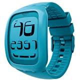 Swatch Men&#8217;s SURS100 Quartz Digital Blue Anti Reflective Saphire Crystal Watch
