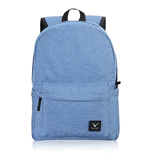 Hynes Eagle Chic School Backpack (Blue) (Blue Eagle compare prices)