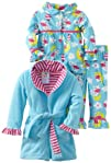 Baby Bunz Baby-girls Infant LG 3 Piece Cow Over The Moon