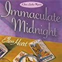 Immaculate Midnight: Jane Lawless, Book 11 (       UNABRIDGED) by Ellen Hart Narrated by Aimee Jolson