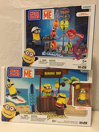 Mega-Bloks-Despicable-Me-Beach-Day-Despicable-Me-Jelly-Lab