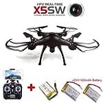 Syma X5SW Wifi FPV drone avec camera...