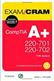 img - for CompTIA A+ 220-701 and 220-702 Exam Cram (5th (fifth) Edition) book / textbook / text book