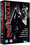 Sylvester Stallone Box Set [DVD] [2011]