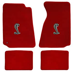 Lloyd mats 12137 94 04 ford mustang carpet for 04 cobra floor mats