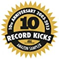 Amazon Record Kicks Sampler 2014