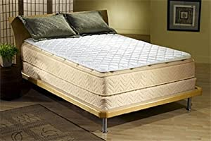 BIOflex Magnetic Twin Mattress Overlay 39X75