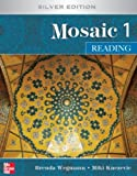 img - for Mosaic 1: Reading, Silver Edition book / textbook / text book