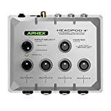Aphex Headpod 4 High Output Four Channel Headphone Amplifier