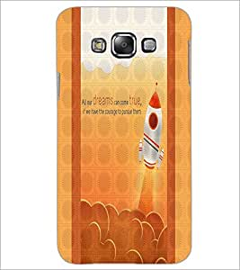 PrintDhaba Quote D-5788 Back Case Cover for SAMSUNG GALAXY A8 (Multi-Coloured)