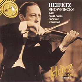 The Heifetz Collection Vol. 22 - Showpieces