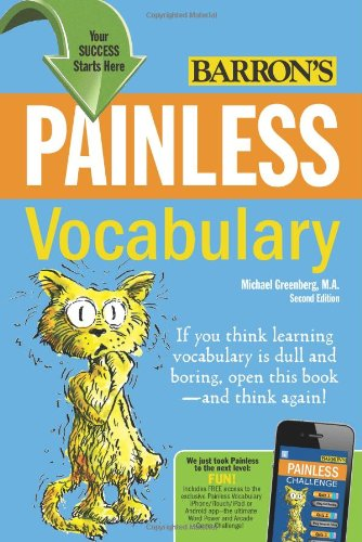 Painless Vocabulary (Barron's Painless Series)