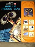 img - for WALL-E MEETS EVE PLAY-A-SOUND (WALL-E) (WALL-E) book / textbook / text book