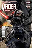 img - for Vader Down #1 Clay Mann Connecting Variant First Print book / textbook / text book