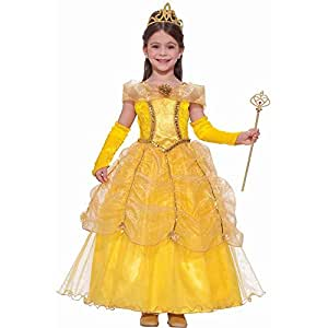Amazon.com: Child's Belle of the Ball Costume Medium 8-10: Toys