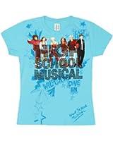 High School Musical - Gel Stud Photo Girls T-Shirt