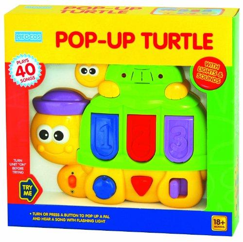 megcos Pop-Up Turtle - 1