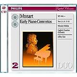 Mozart: Early Piano Concertos (2 CDs)