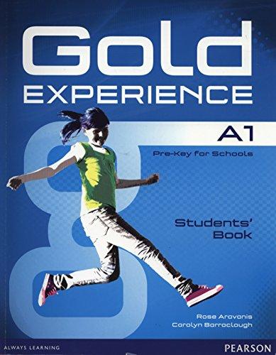 Gold experience. A1. Student's book. Con espansione online. Per le Scuole superiori. Con Multi-ROM