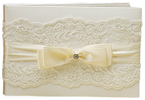 Beverly-Clark-French-Lace-Guest-Book-Ivory