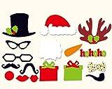「CandyBox」豪華 フォトプロップス クリスマス 写真撮影 飾り 全4タイプ (17セット)