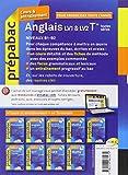 Image de Anglais Tle - Prépabac Cours & entraînement: Cours, méthodes et exercices - Terminale