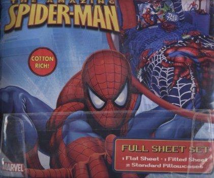 Spiderman Bedding Set 5625 front
