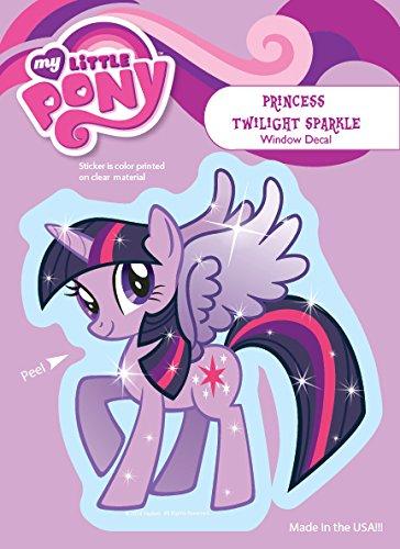 My Little Pony Twilight Sparkle Car Window Decal Sticker - 1