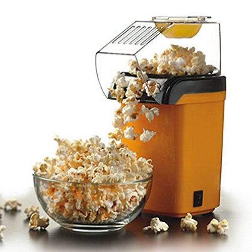 Hot Air Table Top Electric Pop Corn Maker with Butter Dispenser (Vintage Hot Air Popcorn compare prices)