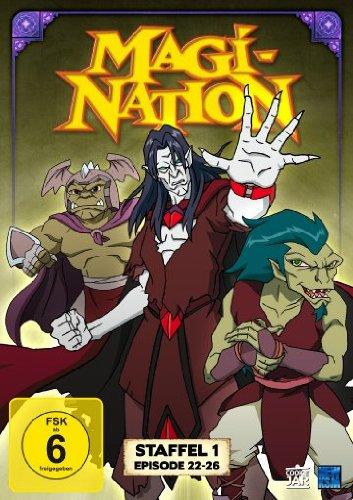 MAGI-NATION - SEASON 1.5 [IMPORT ALLEMAND] (IMPORT) (DVD)