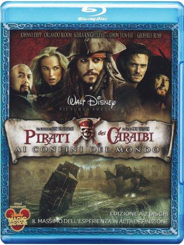 Pirati dei Caraibi - Ai confini del mondo(edizione speciale) [Blu-ray] [IT Import]