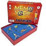 Upside Down Games MY01 Memo Yoga Card Game