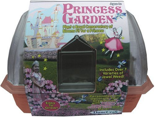 DuneCraft Windowsill Greenhouses Princess Garden