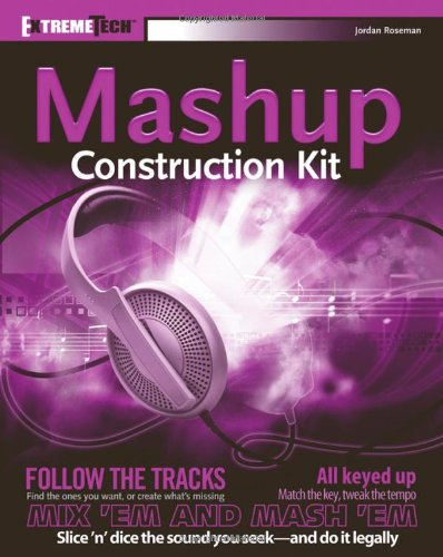 Audio Mashup Construction Kit