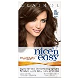 Clairol Nice'n'Easy Hair Colourant 117 Natural Light Golden Brown