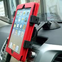Multi-Surface Dash / Window / Desk Suction Mount for Apple iPad Mini Tablet from Buybits