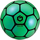 GOLME Superlative Match Soccer Ball - Mutant Green Size 5, Size 5 (Ages 12 & Up)/Mutant Green