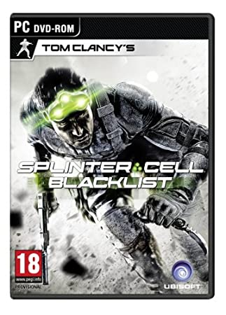 Tom Clancy's Splinter Cell Blacklist - Limited Upper Echelon Edition (PC DVD)