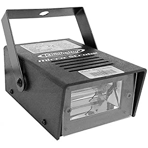 Eliminator Lighting MICRO STROBE Strobe Light