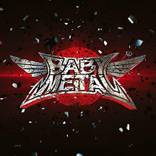 CD : Babymetal - Babymetal (United Kingdom - Import)