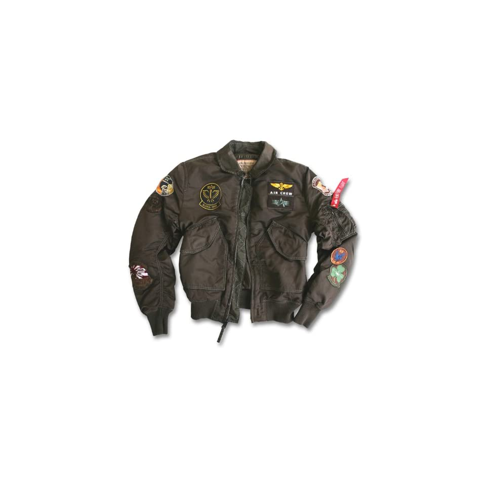 new style 07f30 1fc04 Alpha Industries Jacke MA 1 Airman 113102 steelgreen on ...