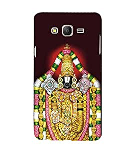 Lord Balaji Venkateshwara 3D Hard Polycarbonate Designer Back Case Cover for Samsung Galaxy On7 G600FY :: Samsung Galaxy On 7 (2015)