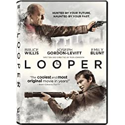 Looper (+ UltraViolet Digital Copy)