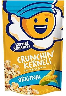 Kernel Season's Crunchin' Kernels, Original, 6 Ounce by Kernel Season's LLC
