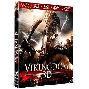 Vikingdom [Combo Blu-ray 3D + Blu-ray + DVD]