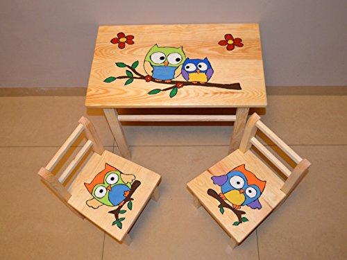 Juegos de mesas y sillas 43 ofertas de juegos de mesas y sillas al mejor precio - Mesas madera ninos ...